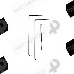 Air 2 (A1567) (wifi+cellulaire)-iPad Air 2 (A1567, A1566), autocollant pour vitre tactile-