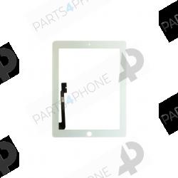 4 (A1459) (wifi+cellulaire)-iPad 3 (A1430, A1403, A1416) eT 4 (A1459, A1458), vitre tactile sans bouton home-