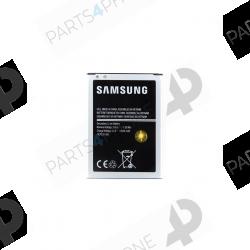 J1 (2016) (SM-J120F)-Galaxy J1 (2016)  (SM-J120F), EB-BJ120CBU batterie 3.85 volts, 1850 mAh-