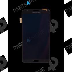 Note 3 (SM-N9005)-Galaxy Note 3 (SM-N9005), écran noir OEM avec châssis (LCD + vitre tactile assemblée)-