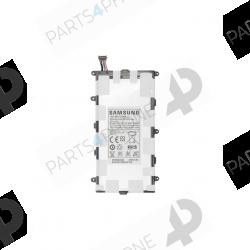 """Tab-Galaxy Tab Plus 7.0"""" 3G (GT-P6200), Tab 2 7"""" 3G (GT-P3100) et Tab 2 7"""" wifi (GT-P3110),  batterie 3.7 volts, 4000mAh-"""