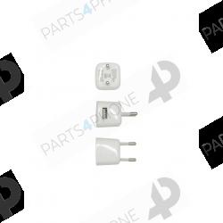 Chargeurs et câbles-Blackberry, chargeur EU 5V 1mAh-