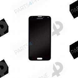 S5 (SM-G900F)-Galaxy S5 (SM-G900F), écran OEM (LCD + vitre tactile assemblée)-