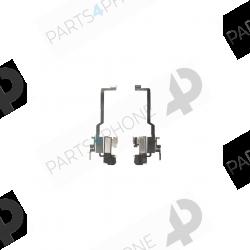 X (A1901)-iPhone X (A1901), nappe capteur de proximité, écouteur et microphone-