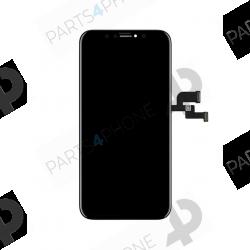 iPhone X, Display schwarz