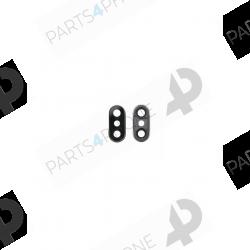 X (A1901)-iPhone X (A1901), lentille caméra arrière avec châssis-