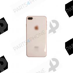 8 Plus (A1897)-iPhone 8 Plus (A1897), châssis avec cache batterie-