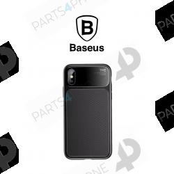 """Coques et étuis-iPhone X (A1901), coque souple Baseus """"Knight""""-"""