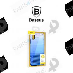 """Coques et étuis-iPhone XS Max (A2101), coque Baseus Anti-Impact et Ultra Slim """"Colorful""""-"""