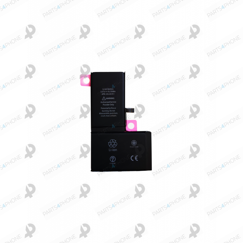 X (A1901)-iPhone X (A1901), batterie 3.8 volts, 2716 mAh avec autocollant-