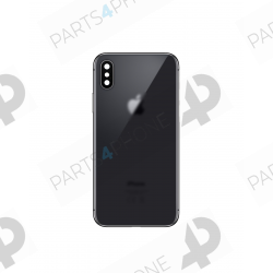 X (A1901)-iPhone X (A1901), châssis avec cache batterie-