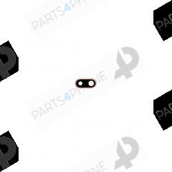 8 Plus (A1897)-iPhone 8 Plus (A1897), lentille caméra arrière avec châssis-