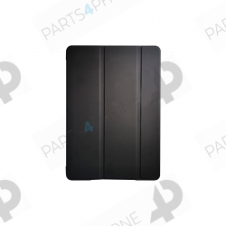 iPad 5, iPad 6, iPad Air et iPad Air 2, coque de protection support noir