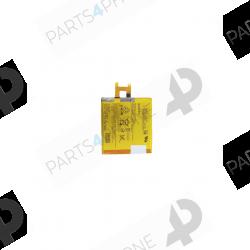 M2 Aqua (D2403)-Sony Xperia M2 Aqua (D2403), batterie 3.7 volts, 2330 mAh, LIS1551ERPC-