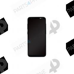 S8 (SM-G950F)-Galaxy S8 (SM-G950F) e S8 Duos (SM-G950FD), display ricondizionato (LCD + vetrino touchscreen assemblato)-