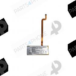 Classic 2ème Génération (A1019)-iPod Classic 2 (A1019), Batterie 3.7 volts, 650 mAh-