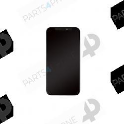 11 Pro (A2215)-iPhone 11 Pro (A2215), écran noir (LCD + vitre tactile assemblée)-