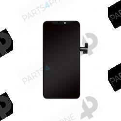 11 Pro Max (A2218)-iPhone 11 Pro Max (A2218), écran noir (LCD + vitre tactile assemblée)-