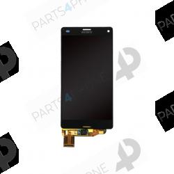 Z3 Compact (D5803, D5833)-Sony Xperia Z3 Compact (D5803, D5833), écran (LCD + vitre tactile assemblée)-