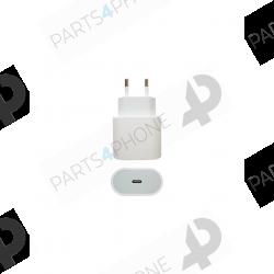 Chargeurs et câbles-Chargeur EU port USB-C pour iPhone-