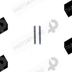 1 (A1337) (wifi+cellulaire)-iPad 1 (A1219, A1337), grille anti-poussière pour haut-parleur-