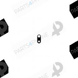 8 Plus (A1897)-iPhone 7 Plus (A1784) et 8 Plus (A1897), lentille noire caméra arrière-