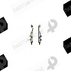 Air 1 (A1475 & A1476) (wifi+cellulaire)-iPad Air 1 (A1474, A1475 & A1476), nappe marche / arrêt, volume / vibreur-