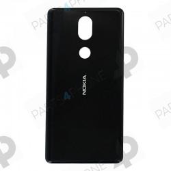 7 (TA-1041)-Nokia 7 (TA-1041), Cache batterie en verre-