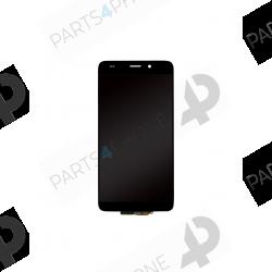 5C (NEM-TL00H)-Huawei Honor 5C (NEM-TL00H), écran noir OEM (LCD + vitre tactile assemblée)-