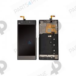 Mi 3 (2013061)-Xiaomi Mi 3 (2013061) Ecran (LCD + vitre tactile assemblée + chassis)-