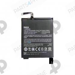 Mi 6 (MCE16)-Xiaomi Mi 6 (MCE16) Batterie 3250 mAh - BM39-