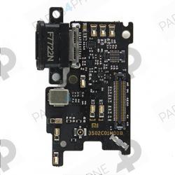 Mi 6 (MCE16)-Xiaomi Mi 6 (MCE16), nappe connecteur de charge-