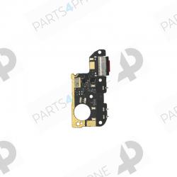Mi 8 Pro (M1807E8A)-Xiaomi Mi 8 Pro (M1807E8A), nappe connecteur de charge-
