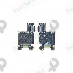 Mi 9T Pro (M1903F11G)-Xiaomi Mi 9T Pro (M1903F11G), nappe connecteur de charge-