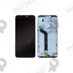 Mi A2 Lite (M1805D1SG)-Xiaomi Mi A2 Lite (M1805D1SG), écran noir (LCD + vitre tactile assemblée)-