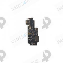 Mi Mix 2s (M1803D5XA)-Xiaomi Mi Mix 2s (M1803D5XA), Nappe connecteur de charge-