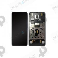 Mi Mix 3 (M1810E5A)-Xiaomi Mi Mix 3 (M1810E5A), Ecran noir avec châssis (LCD + vitre tactile assemblée)-