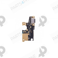 Mi Mix 3 (M1810E5A)-Xiaomi Mi Mix 3 (M1810E5A), nappe connecteur de charge-