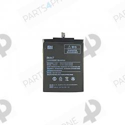 Redmi 3 (2015816)-Xiaomi Redmi 3 (2015816) Batterie 4000 mAh - BM47-