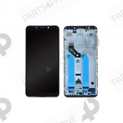 Redmi 5 Plus (MEI7)-Xiaomi Redmi 5 Plus (MEI7), Ecran (LCD + vitre tactile assemblée + chassis)-