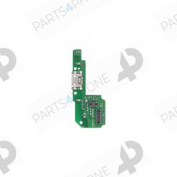 Redmi 6 (M1804C3DG)-Xiaomi Redmi 6 (M1804C3DG), nappe connecteur de charge-