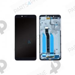 Redmi 6A (M1804C3CH)-Xiaomi Redmi 6A (M1804C3CH), Ecran (LCD + vitre tactile assemblée + chassis)-