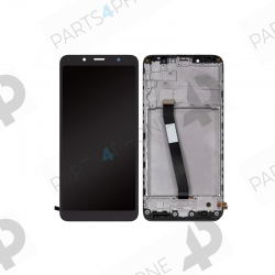 Redmi 7A (M1903C3EG)-Xiaomi Redmi 7A (M1903C3EG), Ecran (LCD + vitre tactile assemblée + chassis)-