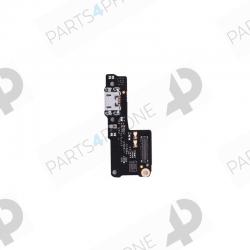 Redmi 7A (M1903C3EG)-Xiaomi Redmi 7A (M1903C3EG), nappe connecteur de charge-