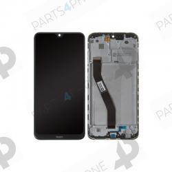 Redmi 8A (M1908C3KG)-Xiaomi Redmi 8A (M1908C3KG), Ecran (LCD + vitre tactile assemblée + chassis)-