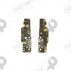 Redmi Note 6 Pro (M1806E7TG)-Xiaomi Redmi Note 6 Pro (M1806E7TG), nappe connecteur de charge-