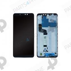 Redmi Note 6 Pro (M1806E7TG)-Xiaomi Redmi Note 6 Pro (M1806E7TG), Ecran (LCD + vitre tactile assemblée + chassis)-