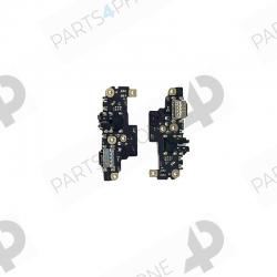 Redmi Note 8 Pro (M1906G7G)-Xiaomi Redmi Note 8 Pro (M1906G7G), nappe connecteur de charge-