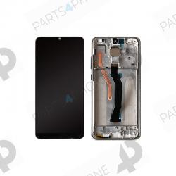 Redmi Note 8 Pro (M1906G7G)-Xiaomi Redmi Note 8 Pro (M1906G7G), Ecran (LCD + vitre tactile assemblée + chassis)-