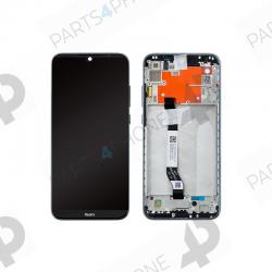 Redmi Note 8T (M1908C3XG)-Xiaomi Redmi Note 8T (M1908C3XG), Ecran (LCD + vitre tactile assemblée + chassis)-